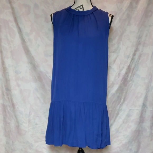 Joie silk renina dress